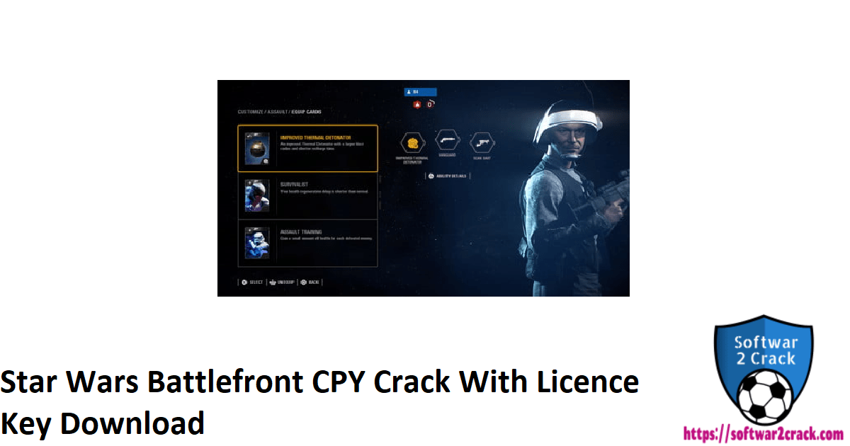 Star Wars Battlefront CPY Crack With Licence Key Download