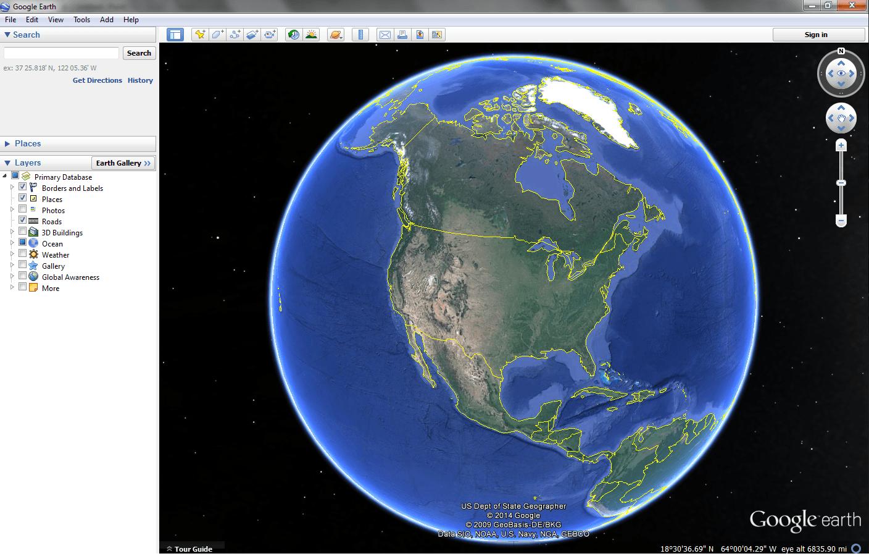 Open Google Earth Using Vba For Excel Google Earth Api