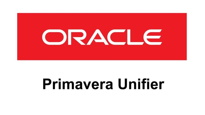 Oracle Primavera Unifier
