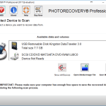 PhotoRecovery Professional 2017 full version
