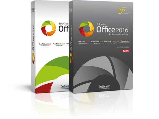 Download SoftMaker Office 2016 for Ubuntu and Debian Linux