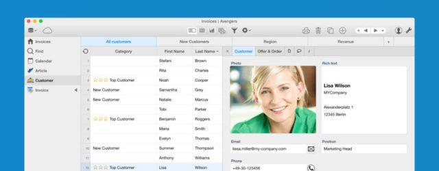 ninox database software for mac