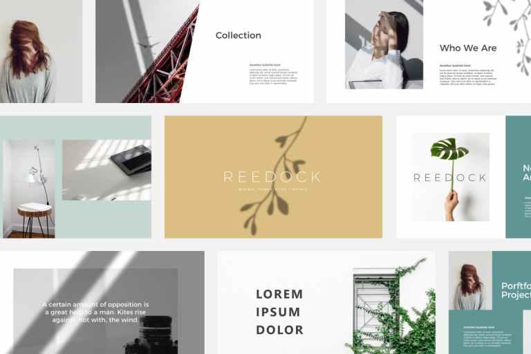 Keynote Multi Purpose Design Templates