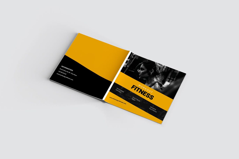 Square Fitnes Brochure