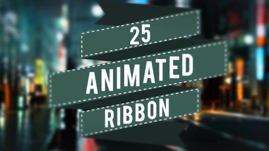 Animated Ribbons