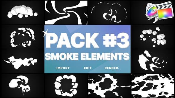 Smoke Elements Pack