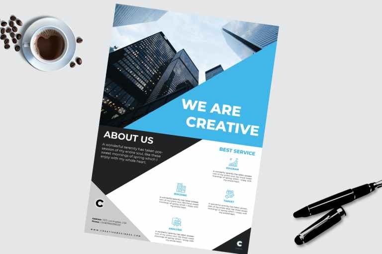 Coorporate Business Flyer