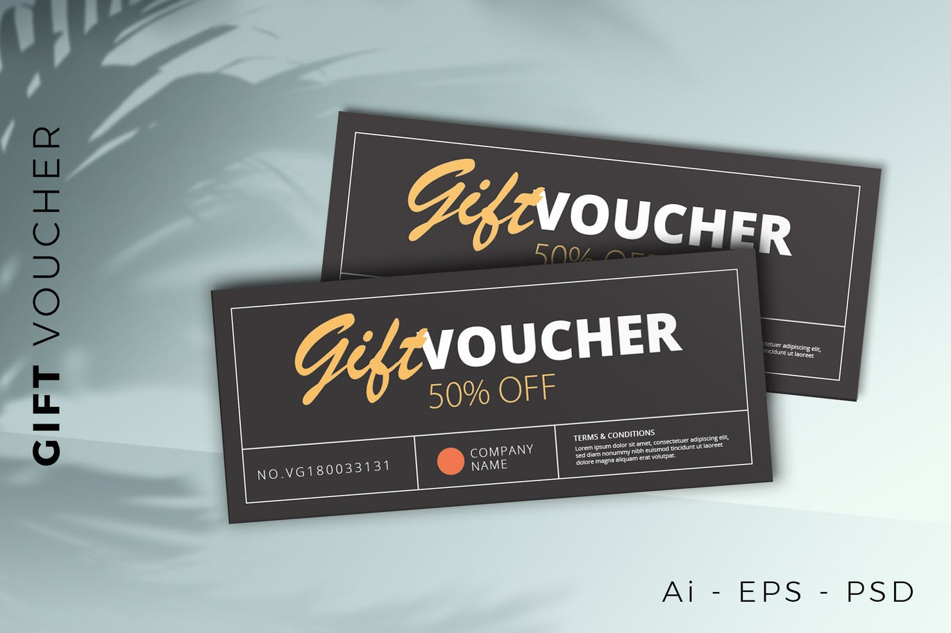 Gift Voucher Card Promotion 31