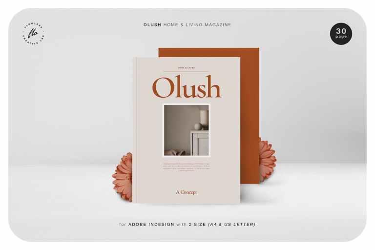Olush Home & Living Magazine