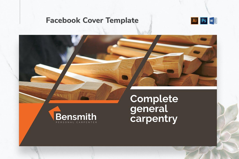 Carpenter Facebook Cover