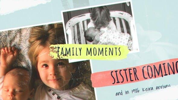 Family Moments Slideshow