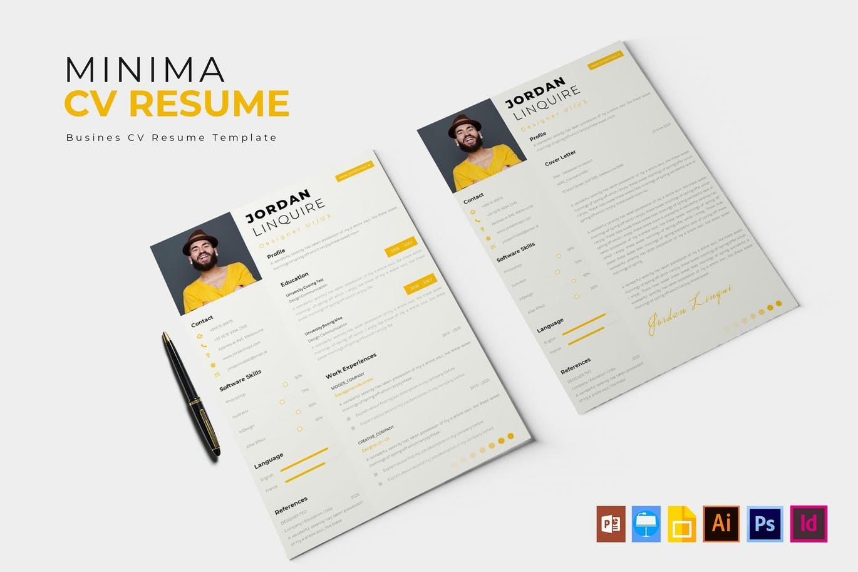 Minima   CV & Resume