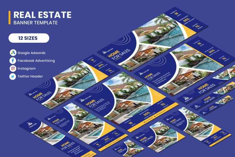 Real Estate Sale Google Adwords Template