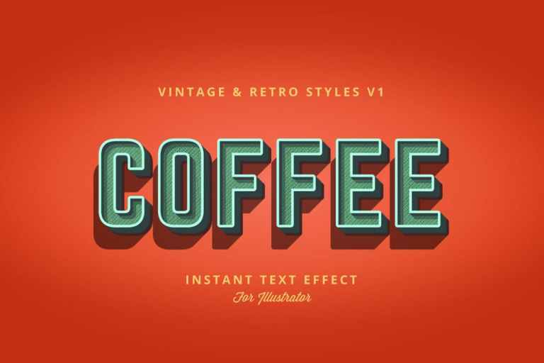 Vintage and Retro Styles Vol.1