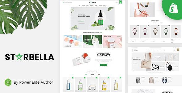 StarBella - Multipurpose OpenCart 3 Theme