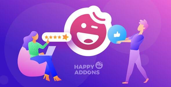 Happy Elementor Addons Pro v1.13.0 NULLED - addon for Elementor