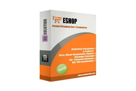 OS Eshop v3.3.0 - online store for Joomla