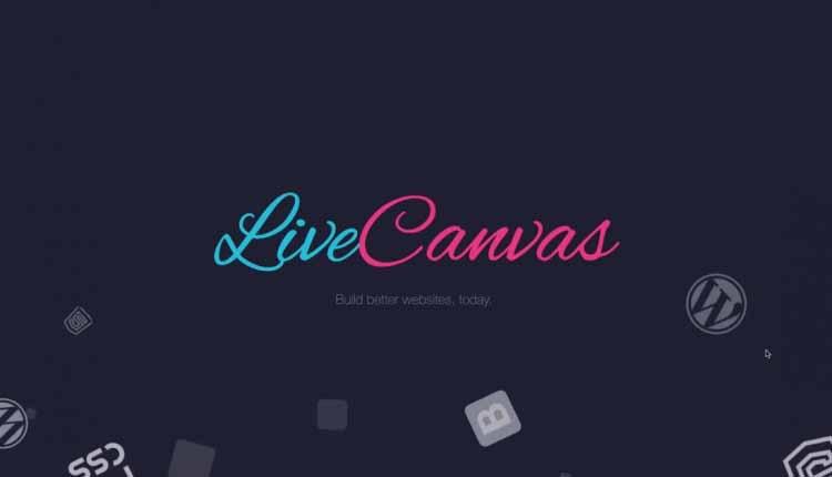 LiveCanvas : WordPress Bootstrap 4 Page Builder