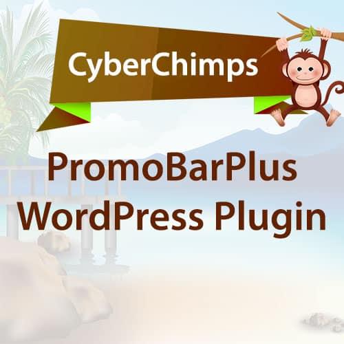 CyberChimps PromoBarPlus WordPress