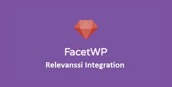 FacetWP Relevanssi integration