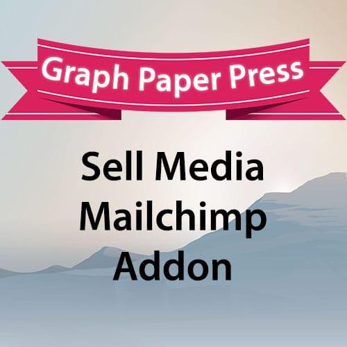 Graph Paper Press Sell Media Mailchimp