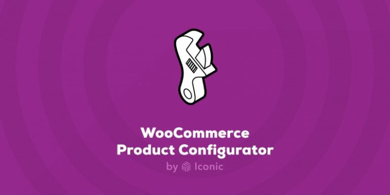 Iconic WooCoammerce Product Configurator 1.3.9