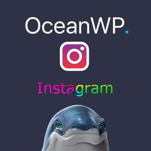 OceanWP Instagram