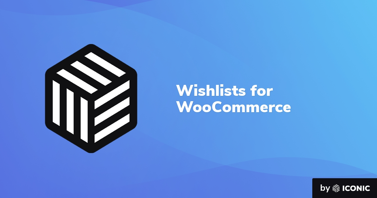 Wishlists for WooCommerce by IconicWP 1.0.3