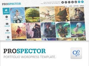 Prospector WordPress Theme