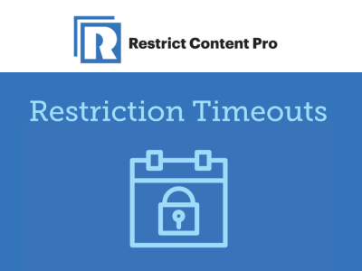 Restrict Content Pro – Restriction Timeouts 1.0.6