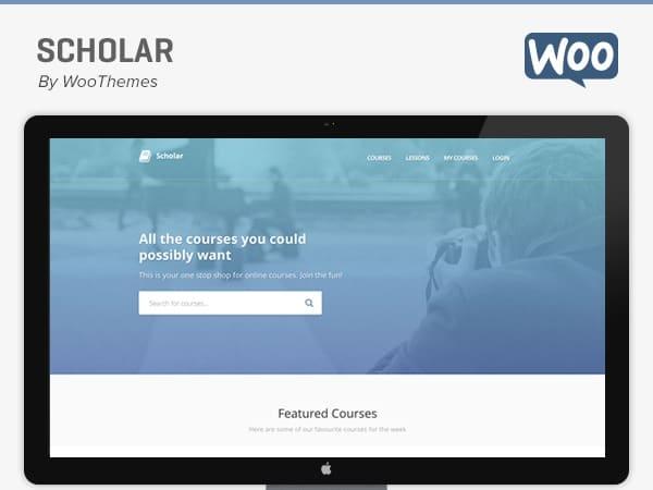 Scholar Premium Theme