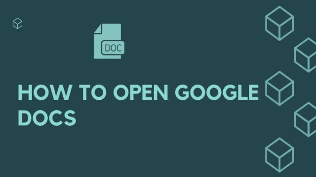 Where is Google Docs