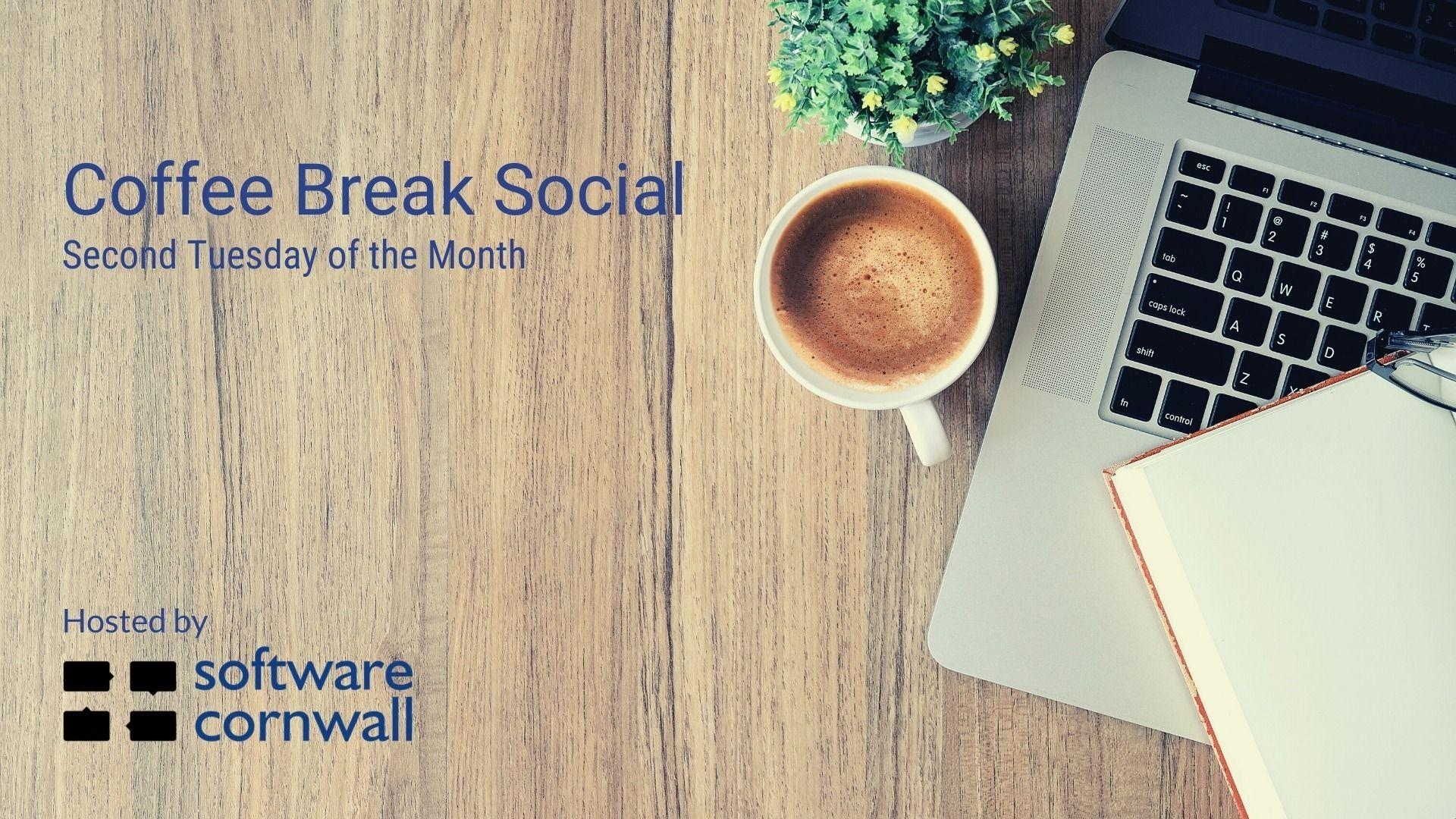 Coffee Break Social Header