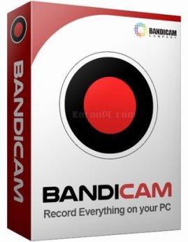 Bandicam 4.6.1.1688 with Crack Full Version (Latest) 100% Working