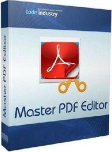 Master PDF Editor 5 Crack + Registration Code Free Download 2020