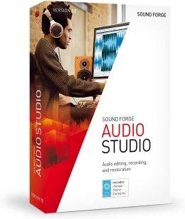 MAGIX SOUND FORGE Audio Studio 14.0.84 Crack + License Key