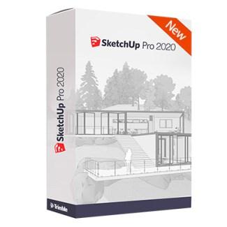 SketchUp Pro Crack + License Key 2020 Free Download [Latest]