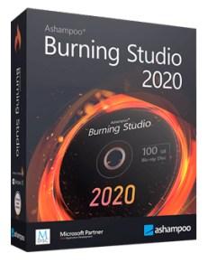 Ashampoo Burning Studio 23.0.5 Crack + Activation Key [2021]