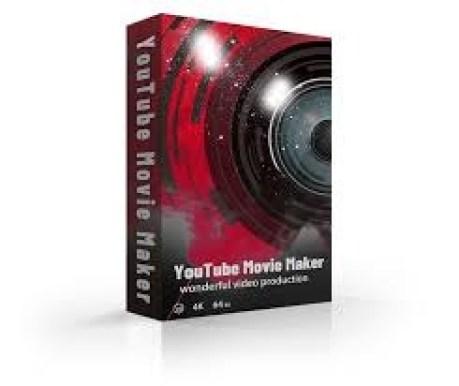 Youtube Movie Maker 18.56 Crack & Serial Key Free