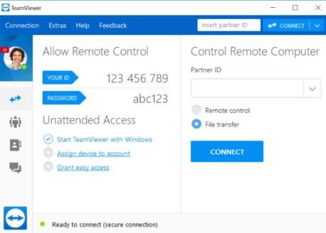 TeamViewer Crack 15.10.6 + License Key 2021 Free Download {Latest}