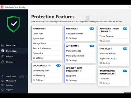 Bitdefender Total Security 2021 Crack + Activation Code [Latest]
