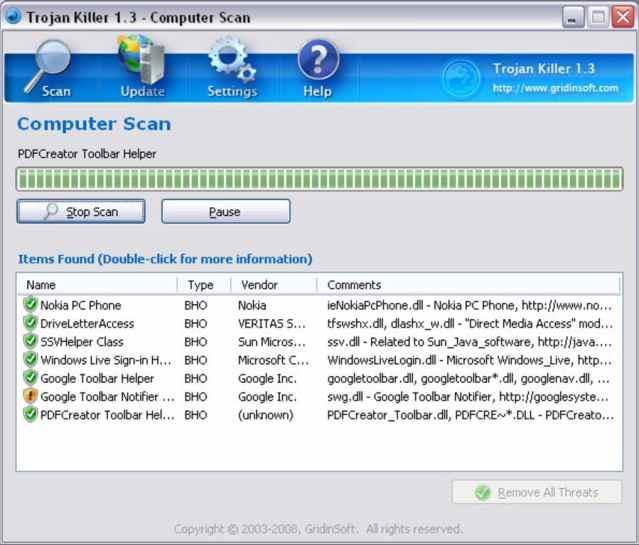 Trojan Killer Crack 2.1.31 + License Key 2020 Free Download [Latest]