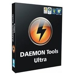 DAEMON Tools Ultra Crack 5.9.0.1527 + License Key Full Update