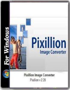 Pixillion Image Converter Crack 7.33 + License Key 2021 {Update}