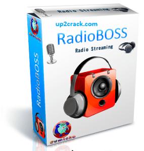 RadioBoss 6.0.5.5 Crack Full Serial Key 2021 [Latest]