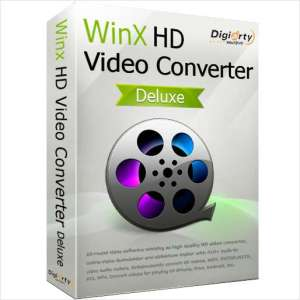 WinX HD Video Converter Deluxe 5.16.2 Crack With License Key
