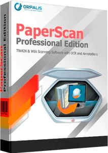 ORPALIS PaperScan Professional 3.0.118 With Crack [Latest 2021] Free Download