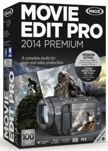 MAGIX Movie Edit Pro 2014 Premium 13.0.4.4 (Eng)