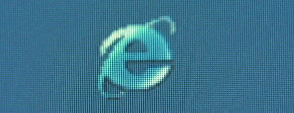 internet explorer decline
