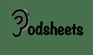 - black podsheets text - DAO Hack with Matt Leising
